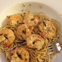 spicy-garlic-rosemary-shrimp-pasta-8